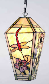 tiffany dragonfly pendant ceiling light