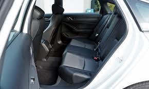 accord reviews 2018 honda accord sport back seat
