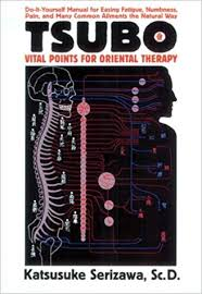Shiatsu Tsubo Chart Tsubo Vital Points For Oriental Therapy Katsusuke Serizawa