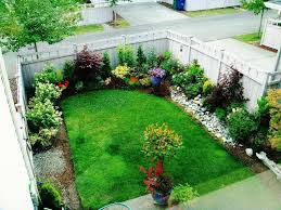 simple landscaping ideas. Charming Simple Backyard Landscaping Ideas On A Budget Photo Inspiration With Garden