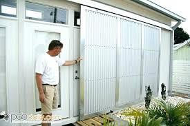 hurricane impact sliding glass doors cost hurricane impact sliding glass doors cost s s sliding door dog