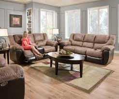 simmons living room furniture. 50431 Bandera Mocha Reclining Sofa Simmons Living Room Furniture United Industries