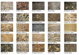 granite countertops colors granite countertop colors granite kitchen countertops colors