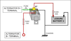 second leisure battery dilemma motorhome matters motorhomes forum split charging5 jpg