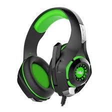 <b>Наушники</b> с микрофоном CrownMicro <b>CMGH</b>-<b>102T</b> (<b>Black</b>/Green ...