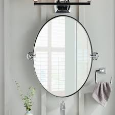Bathroom wall mirrors White Quickview Wayfair Bathroom Mirrors Youll Love Wayfair