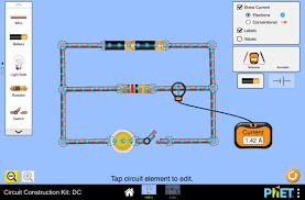 circuit construction kit dc series circuit parallel circuit circuit construction kit dc