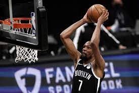 Kevin Durant hits 29 as Brooklyn Nets down Milwaukee Bucks in NBA series  opener