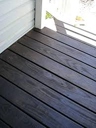 Acrylic Deck Stain Cordovan Brown In Solid Stain Woodsman