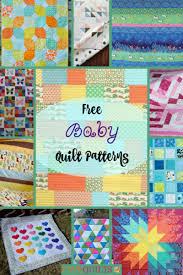 40+ Free Baby Quilt Patterns | FaveQuilts.com & 40 Free Baby Quilt Patterns Adamdwight.com