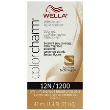 Wella Color Charm Liquid 12n 1200 High Lift Blonde Beaubar