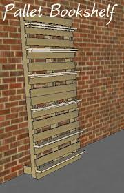 if you don t have enough pallet wood to make the shelves you ll need to some 1x4 s in sketchup the shelves are 36 long