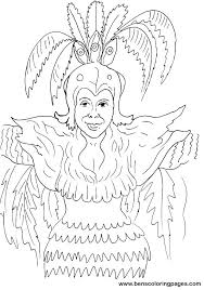 carnival coloring pages man image preschool carnival themed coloring pages