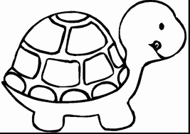 Marvelous Turtle Coloring Pages To Print With Cute Cat Coloring Cat