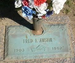 Fred Felix Austin (1903-1962) - Find A Grave Memorial