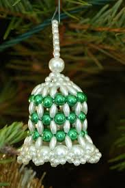 Beaded Christmas Ornaments Patterns Best Top 48 Beaded Christmas Decorations Christmas Celebration All