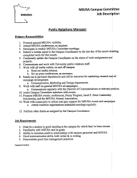 Sample Resume For Leadership Position 6 It Supervisor Example