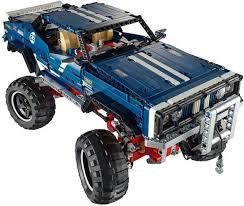 Купить <b>конструктор</b> Lego 41999 Technic 4x4 <b>Crawler</b> Exclusive ...