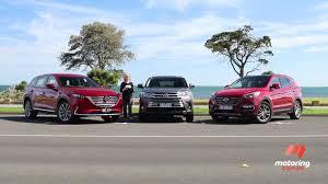 Hyundai reinstates V6 Santa Fe - motoring.com.au