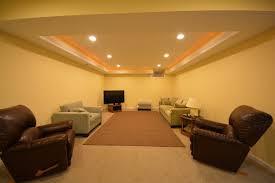lighting ideas ceiling basement media room. Hidden LED Lights Lighting Ideas Ceiling Basement Media Room A