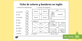 Free spain flag downloads including pictures in gif, jpg, and png formats in small, medium, and large sizes. Free Spanish Colouring Flags Worksheet Teacher Made