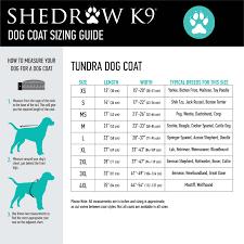Shedrow K9 Tundra Dog Coat Bls1590 Greenhawk