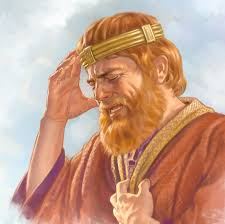 Image result for king saul in the Bible was a sinful man who rebelled against God