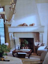 THE WELL APPOINTED HOUSE  Luxuries For The Home  THE WELL French Country Fireplace