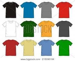 T Shirt Template Unique T Shirt Template R Vector Photo Free Trial Bigstock