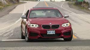 BMW Convertible bmw m235 test : 2016 BMW M235i xDrive Test Drive - YouTube
