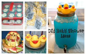 diy baby boy baby shower ideas
