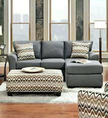gray sectional with chaise ottoman affordable furniture cosmopolitan grey sofa not couch l77