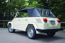 a horse no 1973 1975 vw thing hemmings motor news image 4 of 14 photo courtesy mark j mccourt 1973 things featured louvers