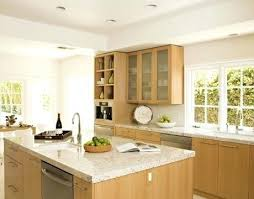 natural maple cabinets with granite natural maple cabinets with granite maple kitchen cabinets light
