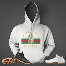 gucci hoodie. image is loading hoodie-to-match-foamposite-pro-gucci-sneakers-men- gucci hoodie