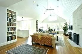 recessed lighting in vaulted ceiling. Sloped Ceiling Chandelier Recessed Light For Vaulted Chandeliers Lighting On . In