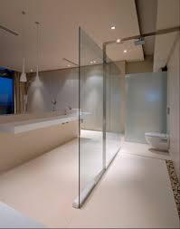 information about doorless shower designs