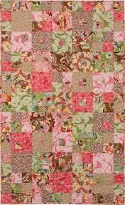 Baby Quilt Designs Hip Baby Quilt Pattern From Busy Bee Quilt Designs