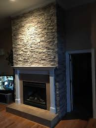 faux stone panels exterior home depot. stack faux diy brick fireplace stone panels exterior home depot imperial surround