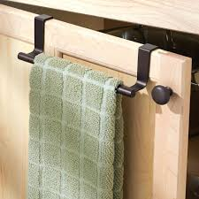 Kitchen Towel Holder Ideas For Designs Dish Diy Grabber Crochet