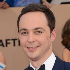 jim parsons sheldon hairstyles for high forehead men