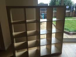 Expedit Room Divider expedit kallax bookcase room divider storage unit cabinet birch 7340 by uwakikaiketsu.us