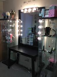 Makeup Vanities For Bedrooms With Lights How Dazzling Makeup Vanities For Bedrooms With Lights Atzinecom