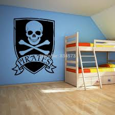 Pirate Bedroom Decor Popular Pirate Room Decoration Buy Cheap Pirate Room Decoration