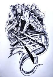 Návrh Tetovani Tvrz Libušín