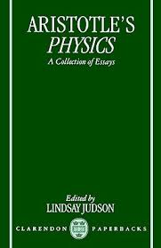 aristotle s physics a collection of essays by lindsay judson 366311