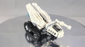 Lego Ninjago Movie - Zane's Ice Tank Minibuild - YouTube