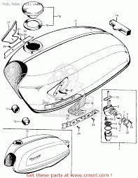 Honda S90 Wiring Diagram