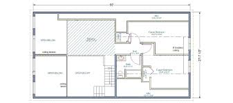 1100 sq ft ranch house plans inspirational 1300 square foot outstanding with garage