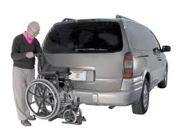 wheelchair lift for car.  Car Tilt N Tote Wheelchair Lift Throughout For Car